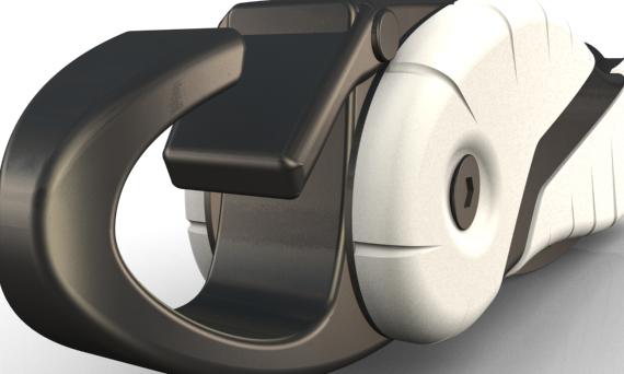 Knife Michelin Coutellerie Antoine Golinvaux Designer