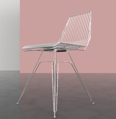 Wire Chair design