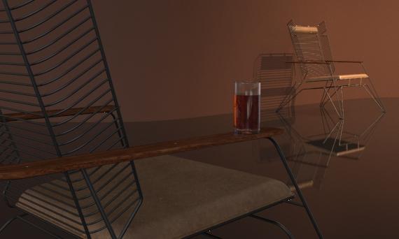 AG Designer LOUIS fauteuil